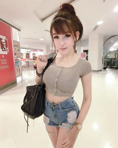 Hot girl xinh đẹp người Thái Lan