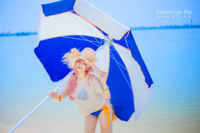 Cùng ngắm cosplay nàng cáo Tamamo-no-Mae cực gợi cảm trong Fate/Grand Order