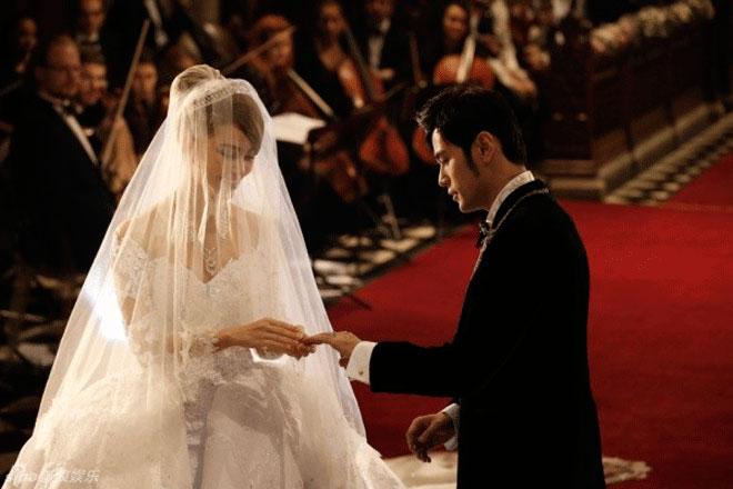 """Hai """"ông chồng quốc dân"""" cưng vợ bậc nhất làng sao Hoa ngữ"""