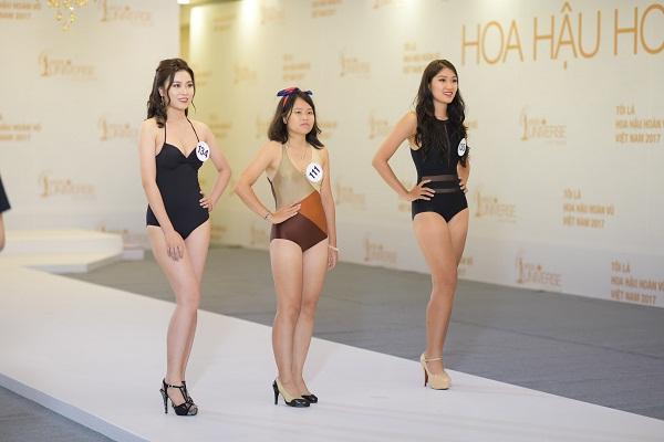 Những thí sinh thật thà còn hơn cả Ngọc Trinh tại Hoa hậu Hoàn vũ Việt Nam 2017