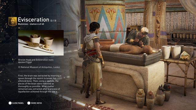 Assassins Creed: Origins công bố chế độ chơi mới, cho phép game thủ chiến đấu với các vị thần như God of War
