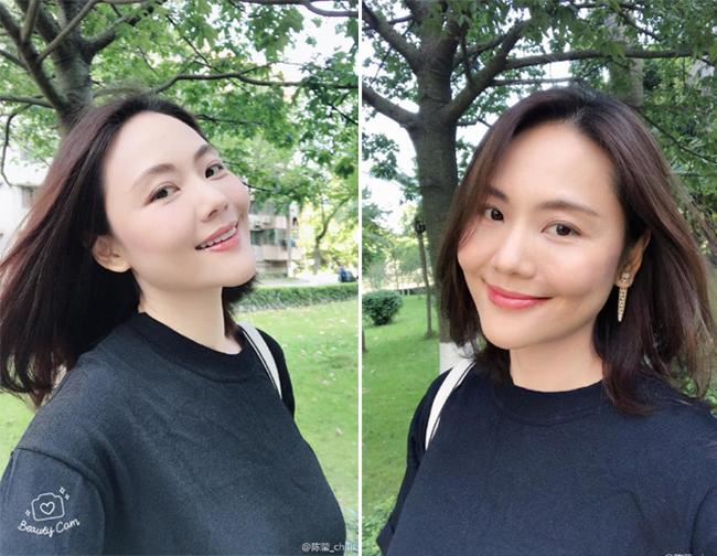 Liễu Hồng của Hoàn Châu Cách cách xinh đẹp tuổi 41