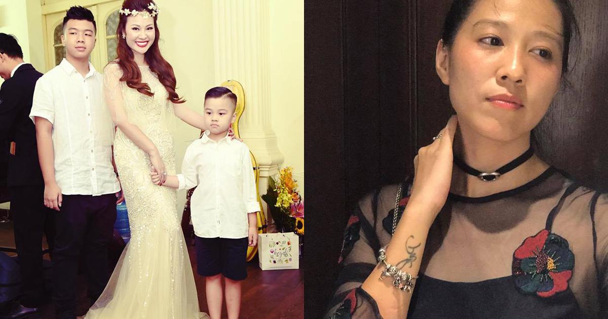 Ít ai ngờ, vợ của ca sĩ Đăng Dương và Anh Khoa giúp chồng vượt khó