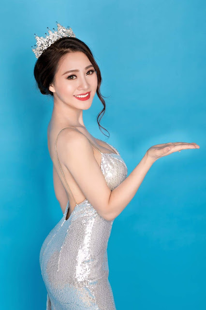 Bộ ảnh tuyệt đẹp của hot girl Đinh Hải Yến