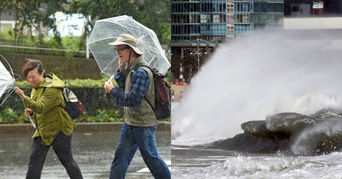 """Siêu bão """"quái vật"""" Lan càn quét Nhật Bản, nhiều người thương vong"""