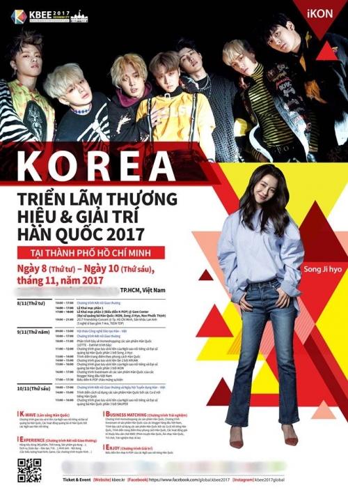 Sau HaHa và Kwang Soo, đến lượt &'mợ ngố' Song Ji Hyo sang Việt Nam vào tháng 11 - Hình 1