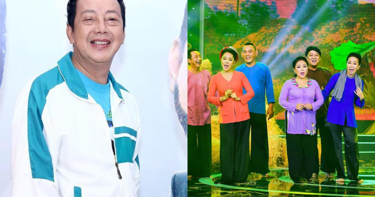 """Rớt nước mắt khi cố nghệ sĩ Khánh Nam bất ngờ """"xuất hiện"""" trên truyền hình"""