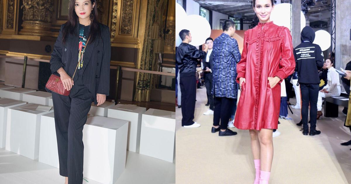 'A Châu' Lưu Đào, Triệu Vy đối lập phong cách