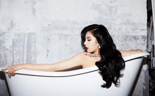 Loạt mỹ nữ hàng đầu xứ sở Kim Chi cởi đồ, lộ hình thể đẹp không tỳ vết