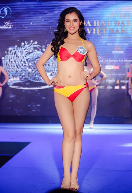Mướt mắt vì dàn thí sinh Hoa hậu Đại Dương mặc bikini cực nóng bỏng