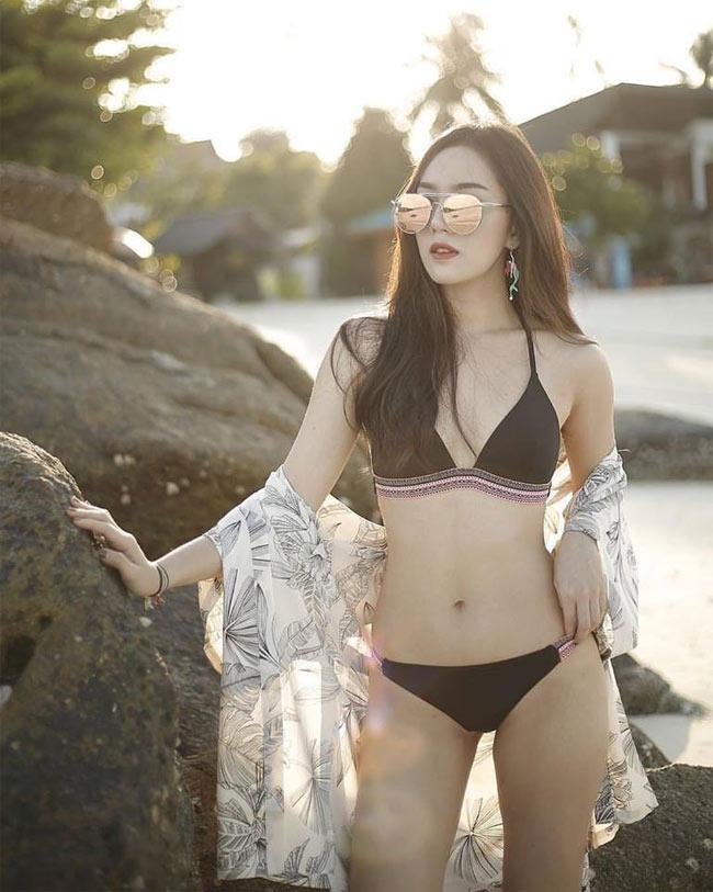 Nữ thần nội y Thái Lan quá gợi cảm khiến người ta muốn yêu từ cái nhìn đầu tiên