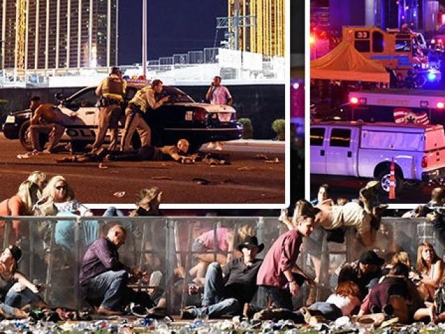 Tay súng xả mưa đạn ở Las Vegas giấu kho thuốc nổ, đạn dược trong nhà