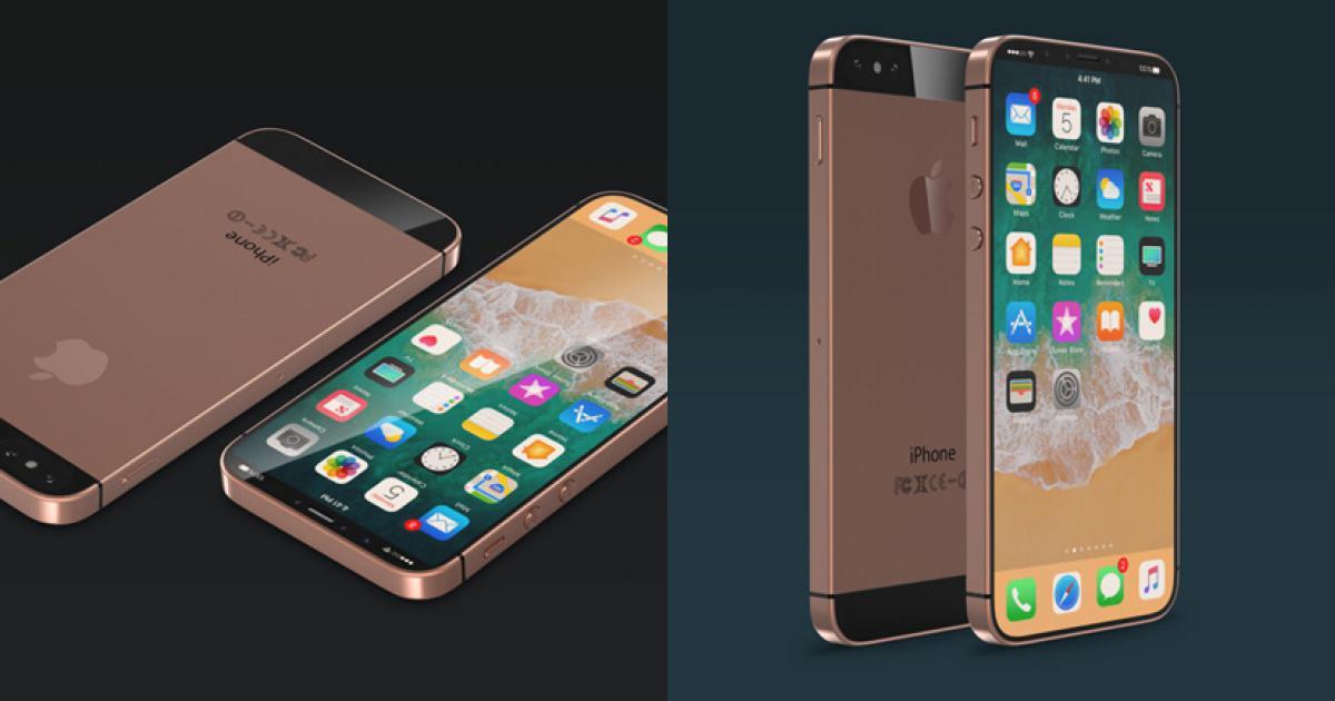 Tròn mắt với iPhone SE Plus đẹp không kém cạnh iPhone X