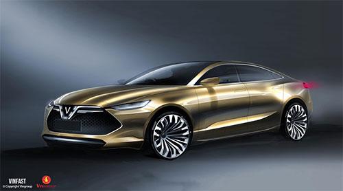 VinFast tiết lộ 20 mẫu thiết kế ôtô cho người Việt