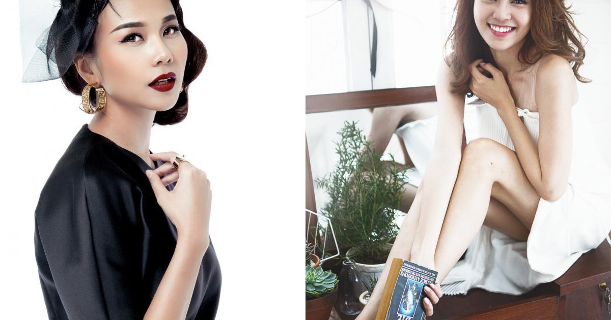 Chi Pu, Phạm Hương, HH Phương Nga cùng 15 nhan sắc Vbiz được báo Trung bầu chọn sở hữu vẻ đẹp điển hình