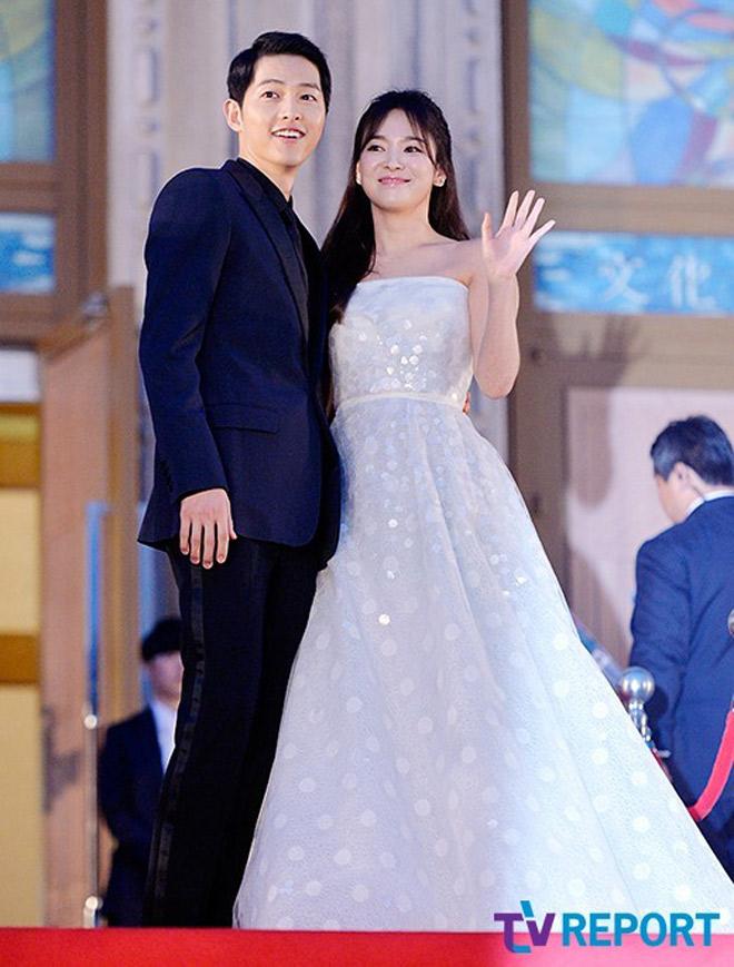 Tiệc cưới Song Hye Kyo quy tụ dàn sao khủng chưa từng có