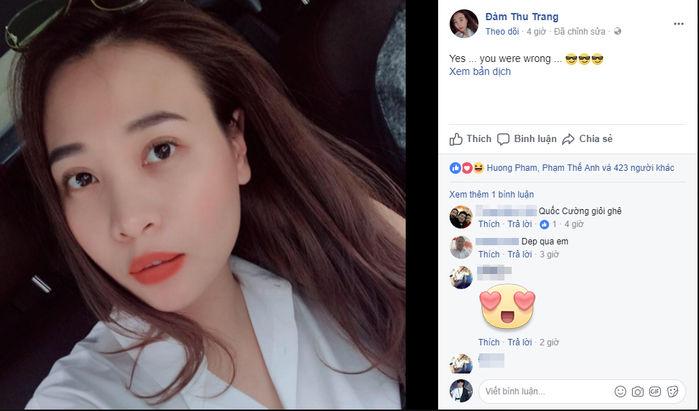 Đàm Thu Trang phản ứng khi Cường Đôla cùng Hà Hồ đưa Subeo di học
