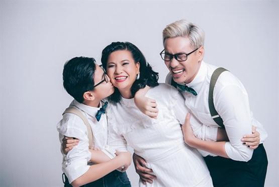 Kiều Minh Tuấn úp mở chuyện đám cưới với diễn viên Cát Phượng - Hình 2