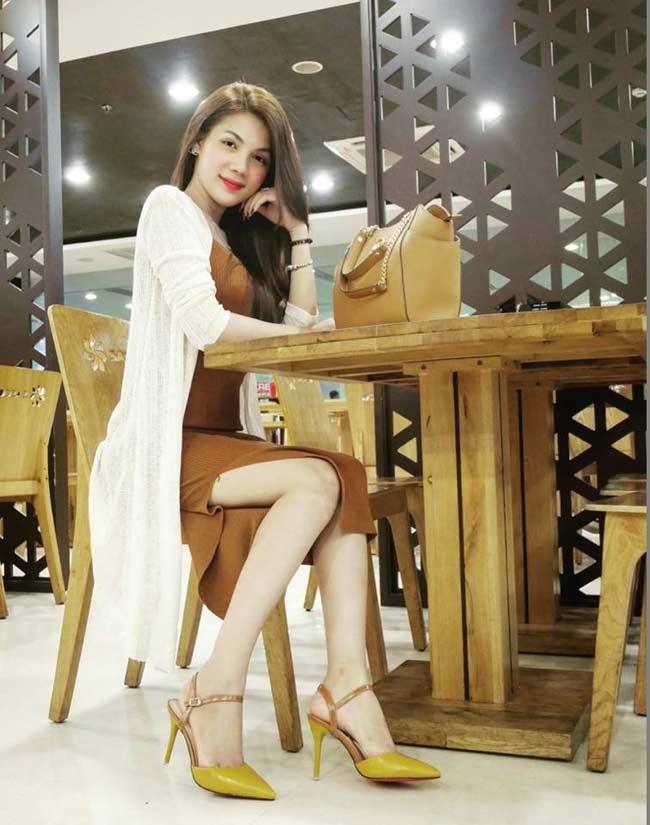 Vẻ đẹp nõn nà của nữ thần chuyển giới đẹp nhất Việt Nam
