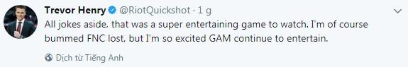 HLV TSM gọi GAM là đội tuyển đáng xem nhất CKTG năm nay, Bjergsen nói yêu đội tuyển Việt Nam, team toàn nhân tài