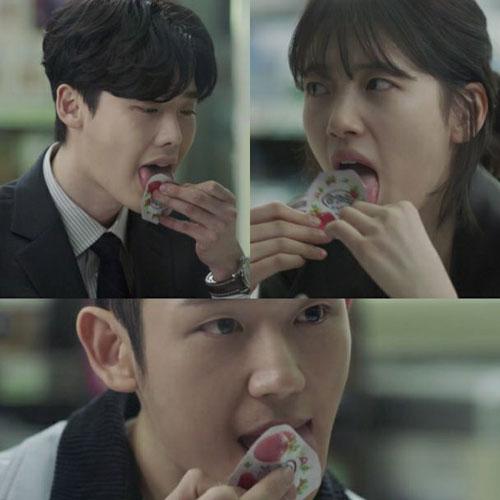 '50 sắc thái' của Suzy và Lee Jong Suk dư sức cân cả phim
