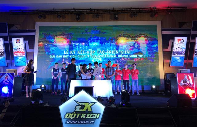 Giải đấu esports quốc tế - Đột Kích CFSI 2017 chính thức quay trở lại Việt Nam