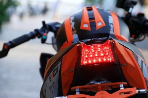 Yamaha Exciter 150 độ tại Việt Nam làm ngây ngất xứ chùa vàng