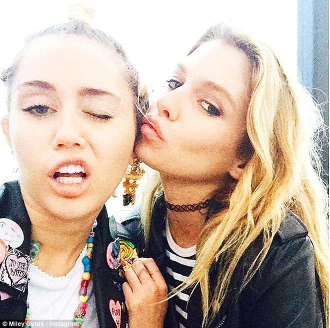 Ca khúc mới của Miley Cyrus là về lần bỏ người yêu đồng giới để quay lại với Liam? - Hình 1