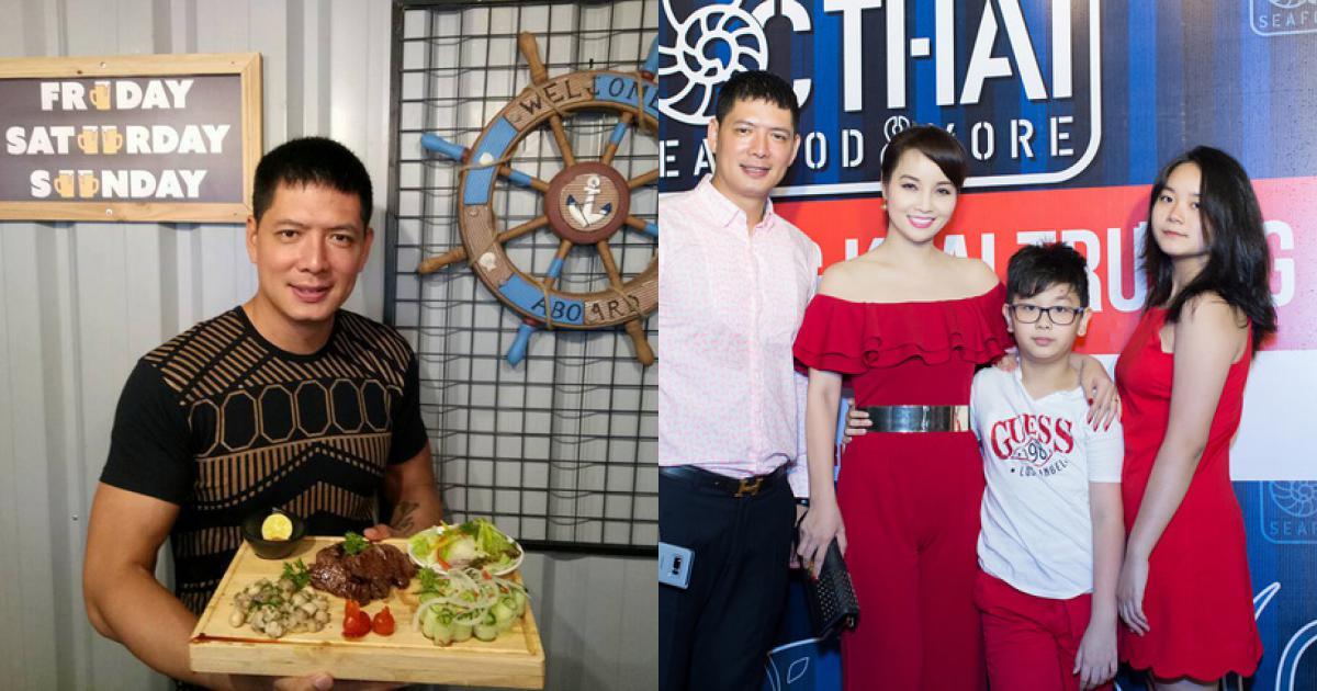 Siêu mẫu Bình Minh từ bỏ vai diễn hào hoa, chuyển nghề bán ốc