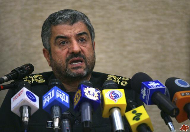 Iran dọa tấn công tên lửa các căn cứ quân sự Mỹ