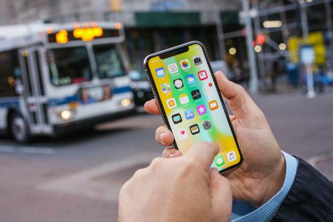Dân Mỹ đang phát cuồng vì iPhone X