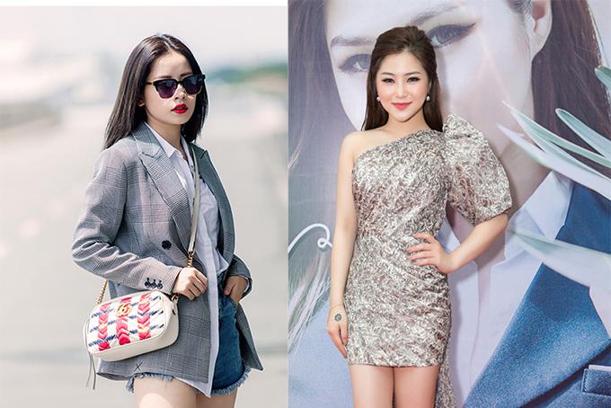 Scandal Hương Tràm đá xéo Chi Pu được đưa vào ca khúc Hóng hớt showbiz