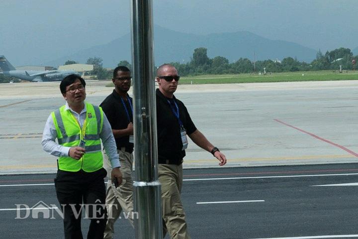 TT Trump đến Đà Nẵng: Cận cảnh đội mật vụ