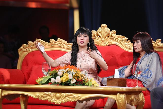 Cát Phượng nghẹn ngào: Cái sai của tôi là đã ly dị với Thái Hòa