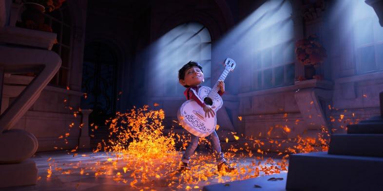 Coco sẽ có những chi tiết gợi nhắc đến Toy Story và Finding Nemo