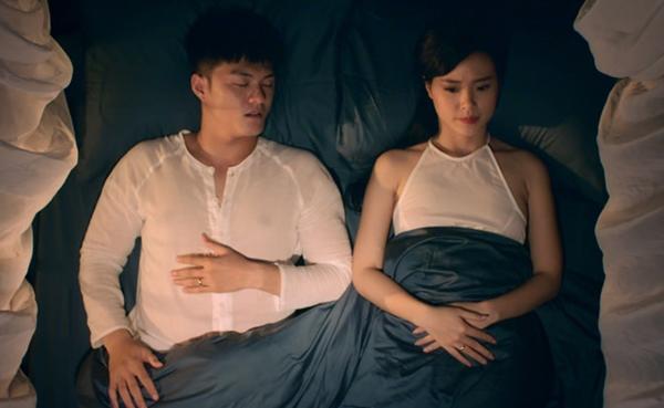 Tình ái đời thực của Midu vận cả vào phim Mẹ chồng