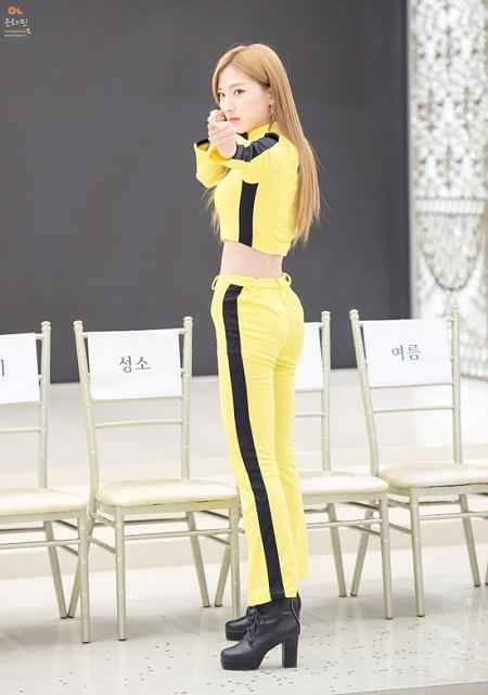 3 sao nữ Kpop hút fan nhờ thân hình quyến rũ