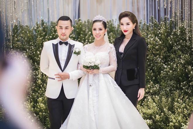 Đọ sắc những cô em dâu, chị dâu của sao Việt, người thùy mị dịu dàng, người đài các kiêu sa