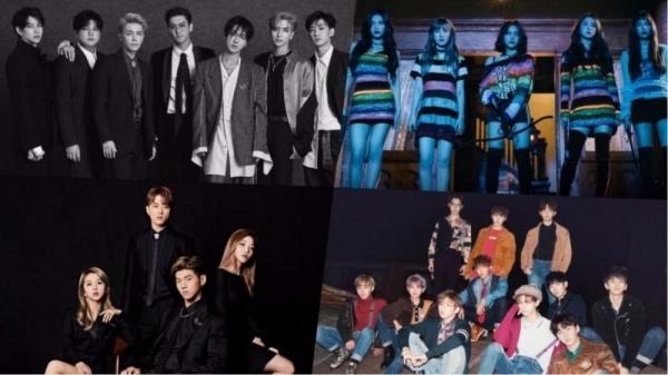Tránh mặt EXO và BTS là một trong ba nguyên nhân chính khiến giới thần tượng comeback dồn dập trong tháng 11