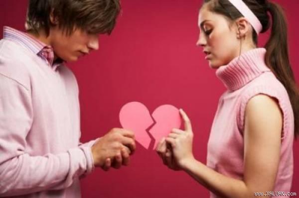 Ban trai sợ yêu lâu không đến được với nhau nên đã nói lời chia tay