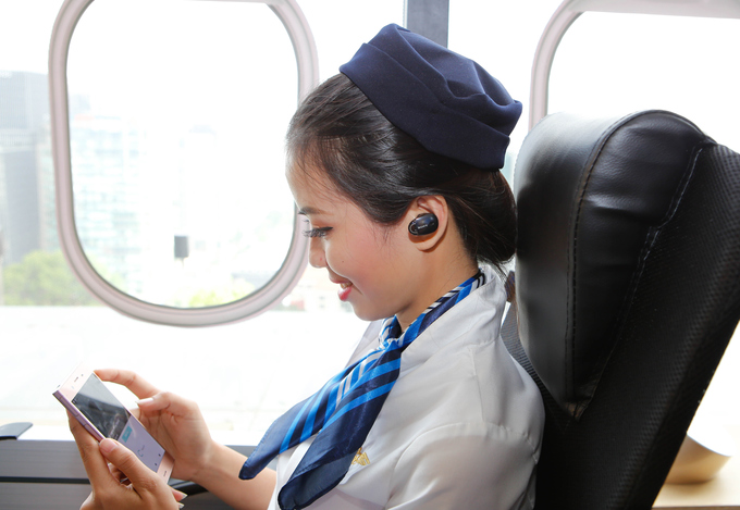 Bộ ba tai nghe không dây chống ồn mới của Sony