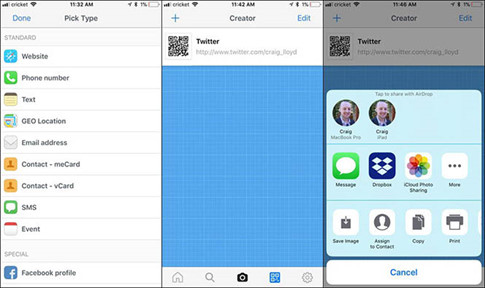 Cách tạo mã QR riêng từ điện thoại Android hoặc iPhone