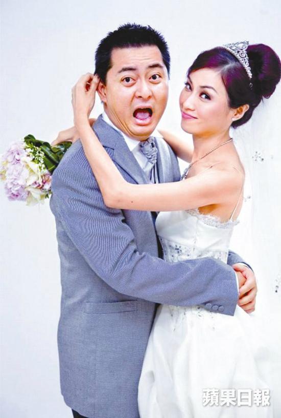 Hoa hậu Hong Kong gầy sọp vì chồng mắc bệnh ung thư phổi