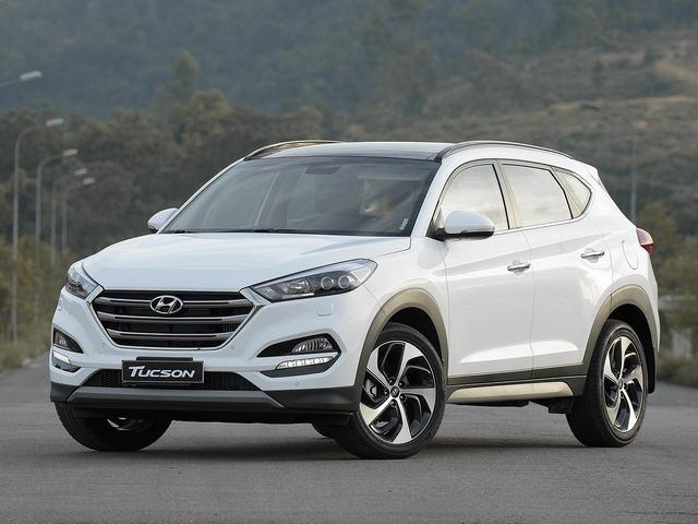 Hyundai Tucson 2017 ở Việt Nam hạ giá còn 760 triệu đồng