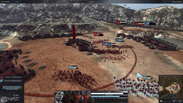 Total War: Arena - Game online chiến thuật khủng đang cho chơi miễn phí, tải ngay cho nóng thôi