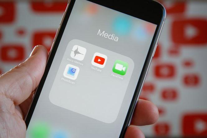 YouTube bị tố làm ngốn pin iPhone