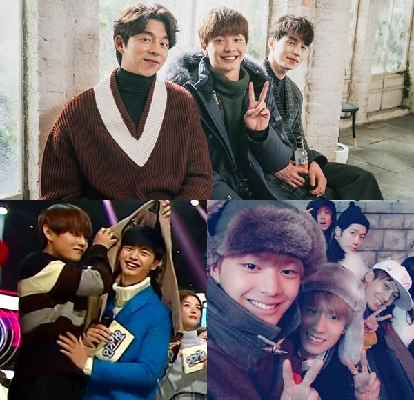 8 idol nam là thánh quan hệ rộng trong các nhóm nhạc Hàn