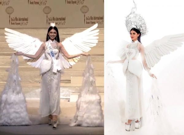 Á hậu Thuỳ Dung bị chỉ trích coi thường nhà thiết kế, làm mất đi 'cái hồn' trang phục dân tộc