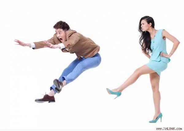 'Bạn gái đánh tôi nhưng lại kêu tôi vũ phu khi bị đánh trả'
