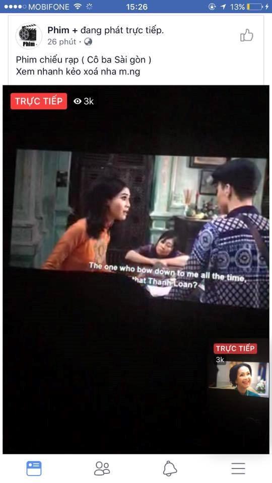 Bắt kẻ tình nghi 19 tuổi livestream Cô Ba Sài Gòn, ước tính thiệt hại hơn 300 triệu đồng